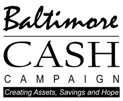 Baltimore Cash Campaign Logo